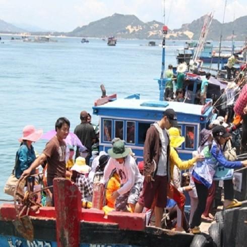 Bán Đảo Bình Ba - Vịnh Cam Ranh - Ninh Chữ - 3N2Đ - KS 3* - 1,852,000 VNĐ