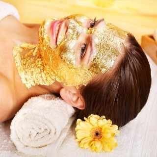 Chăm sóc da với Vàng Nano