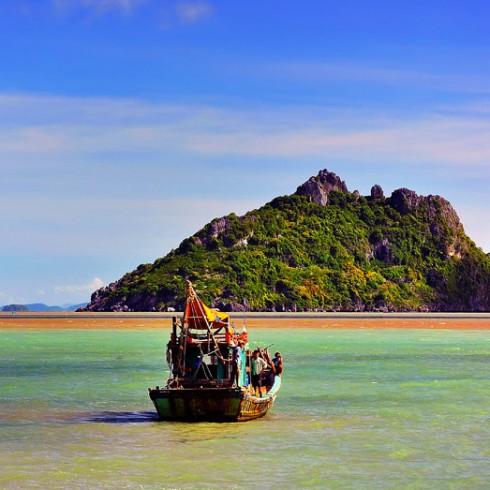 Tour Châu Đốc Hà Tiên Rạch Giá Phú Quốc 4 Ngày 3 Đêm - DT0014