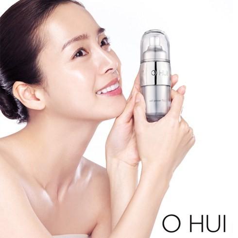Nuôi dưỡng làn da bằng lộc nhung 100% mỹ phẩm OHUI