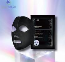 White Extreme 3D Black Mask - Mặt Nạ 3D Trắng Da - DT0028