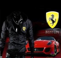 Áo Khoác Dù Ferrari LV132 - DT0024