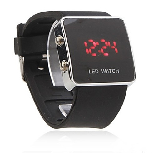Đồng Hồ Thờ Trang Led Watch Adidas - DT0024