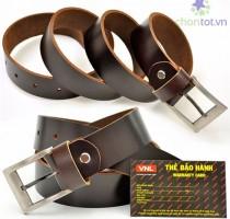 Thắt Lưng Nam Da Thật - DT0024