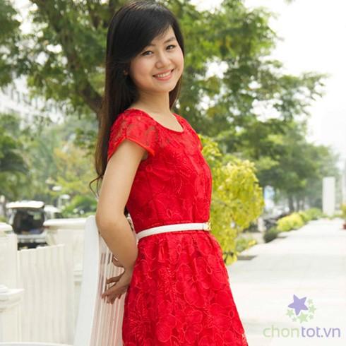 Đầm Ren Xòe Lusso Cao Cấp V36 CM015 - DT0024