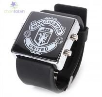 Đồng hồ led câu lạc bộ Manchester United (MU) - DT0026