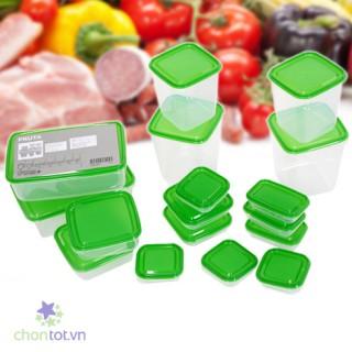 Bộ Hộp Nhựa Đựng Thực Phẩm - DT0036