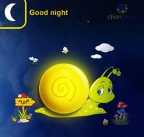 Đèn Ngủ Kèm Decal - DT0036