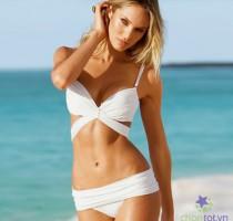Bikini 2 Mảnh Với Quần Gen Ôm Thon Bụng - DT0036