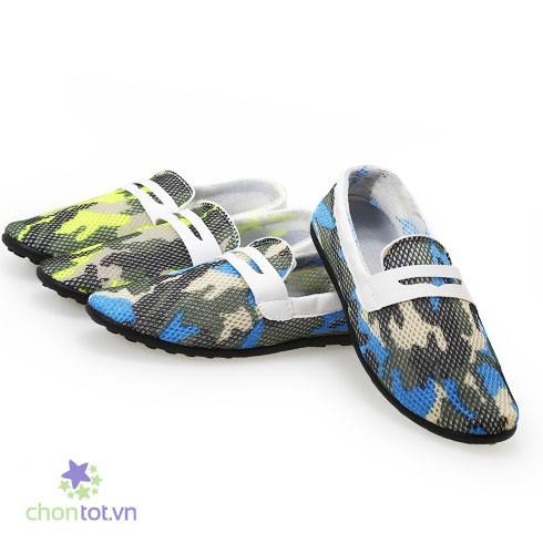 Giày Lính Nam - DT0036