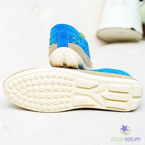 Giày Vải Nam Năng Động - DT0036