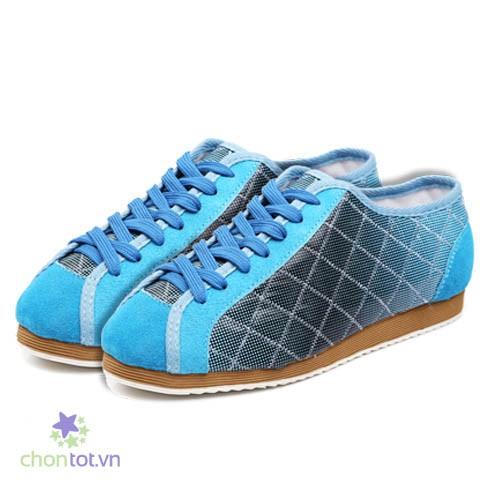Giày Vải Nam Siêu Nhẹ - DT0036