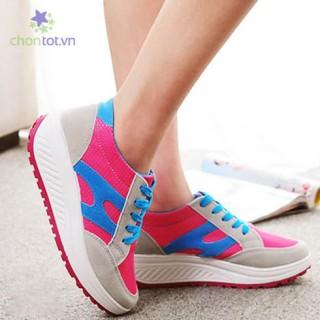 Giày thể thao nữ tăng chiều cao - DT0036