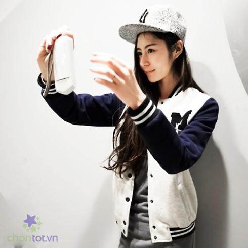 Áo Khoác Thể Thao Nữ Hàn Quốc - DT0036