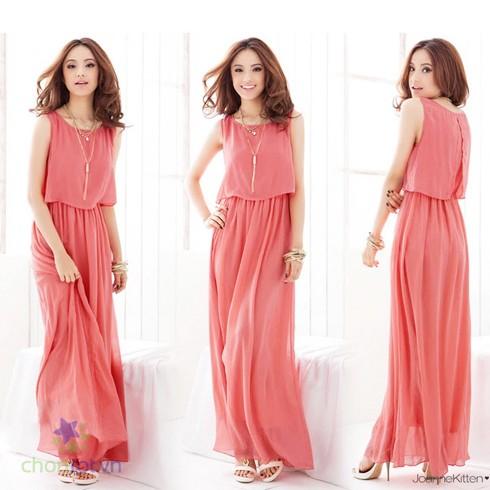 Đầm Maxi Sang Trọng - DT0036