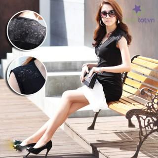 Đầm Ôm Body Hàn Quốc - DT0036