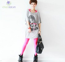 Quần legging color - DT0036