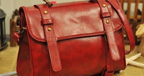 Túi xách công sở nắp cài 2014 TX4036 - DT0032