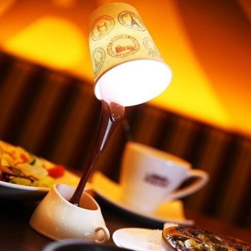 Đèn Để Bàn - Led Coffee - DT0036