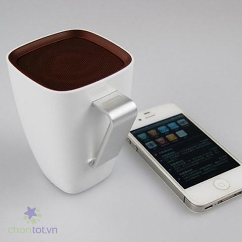 Loa nghe nhạc hình dáng cốc cafe - DT0036