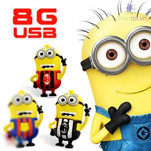 USB Minion siêu kute - DT0036