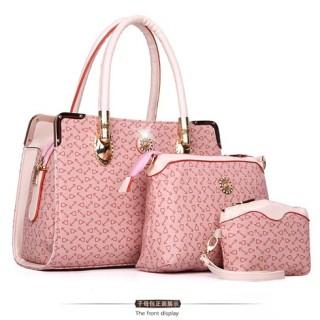 Bộ 3 túi xách Vintage cao cấp TX02.81006-400 - DT0032